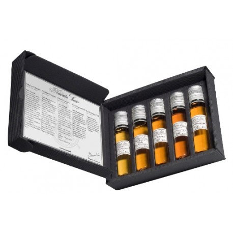 "Coffret 5 WIT ""Cognacs in Tube"""